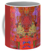 1074 Abstract Thought Coffee Mug