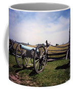 10th Mass Battery - Gettysburg Coffee Mug
