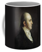 Aaron Burr (1756-1836) Coffee Mug