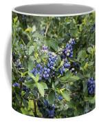 Blueberry Bush Coffee Mug
