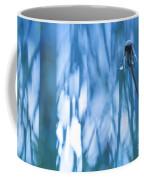 Dandelion Close-up View Backlit Coffee Mug