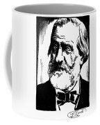 Giuseppe Verdi (1813-1901) Coffee Mug
