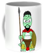 Illustration Of A Tyrannosaurus Rex Coffee Mug