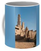 Mud Brick Village Coffee Mug