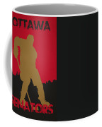 Ottawa Senators Coffee Mug
