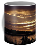 Outer Banks North Carolina Sunset Coffee Mug
