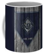 Tampa Bay Rays Coffee Mug