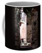 Views Of Taormina Sicily Coffee Mug