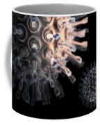 Virus Particles Coffee Mug