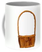 Wicker Basket Number Two Coffee Mug