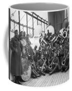 Wwi Homecoming, 1919 Coffee Mug