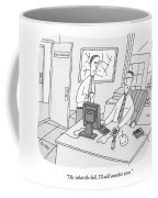 Oh, What The Hell, I'll Add Another Zero Coffee Mug