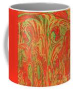1133 Abstract Thought Coffee Mug