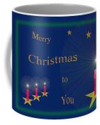 117 - Christmas Card Coffee Mug