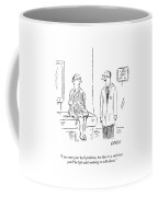 I Can Cure Your Back Problem Coffee Mug