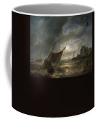 the battle of Santa Cruz de Tenerife Coffee Mug