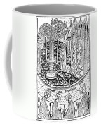 Adam And Eve.  Coffee Mug