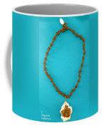 Aphrodite Antheia Necklace Coffee Mug by Augusta Stylianou