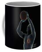 Basketball Shot Coffee Mug
