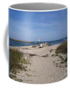 Fishing At Sebastian Inlet In Florida Coffee Mug