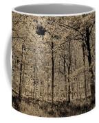 Forest Art Coffee Mug