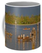 12- Kayak Coffee Mug