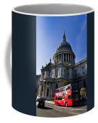 St Paul's Cathedral London Coffee Mug