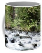 Stream Coffee Mug by Les Cunliffe