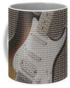 12 Thousand Electric Guitars Coffee Mug