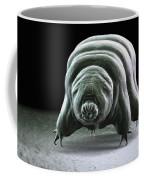 Water Bear Tardigrades Coffee Mug
