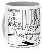 You're Both Miserable Wretches Coffee Mug