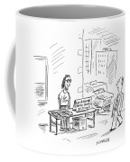 New Yorker July 3rd, 2000 Coffee Mug