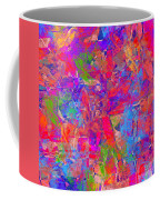 1248 Abstract Thought Coffee Mug