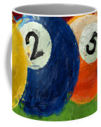 1258 Billiards Coffee Mug
