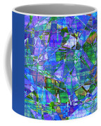 1289 Abstract Thought Coffee Mug
