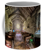 12th Century Chapel Coffee Mug by Adrian Evans