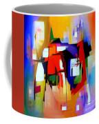 Abstract Series Iv Coffee Mug
