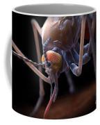 Anopheles Mosquito Coffee Mug