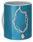 Aphrodite Urania Necklace Coffee Mug by Augusta Stylianou