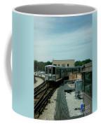 Cta's Retired 2200-series Railcar Coffee Mug