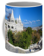 Fisherman's Bastion In Budapest Coffee Mug