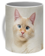 Flame Point Siamese Cat Coffee Mug