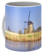 Kinderdijk Coffee Mug