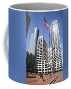 Minneapolis Skyscrapers Coffee Mug
