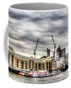 River Thames View Coffee Mug