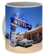 Route 66 - Blue Swallow Motel Coffee Mug