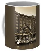 St Katherine's Dock London Coffee Mug