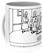 I'm Serious - You Could Really Pursue This As An Coffee Mug