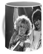 Van Halen - Sammy Hagar With Eddie Van Halen Coffee Mug