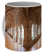 13th Century Gothic Cloister Coffee Mug